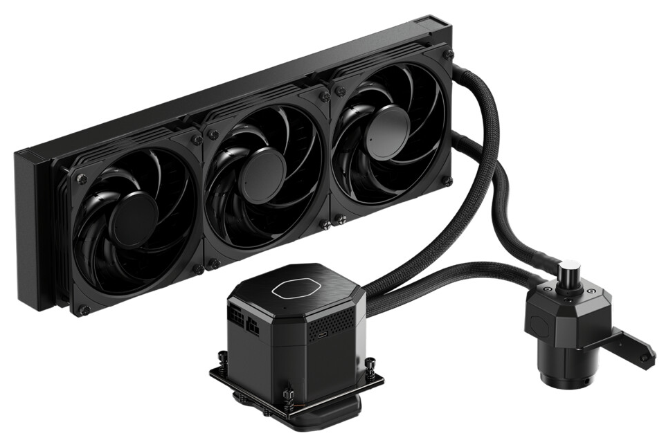 Cooler Master ML360 Sub-Zero TEC