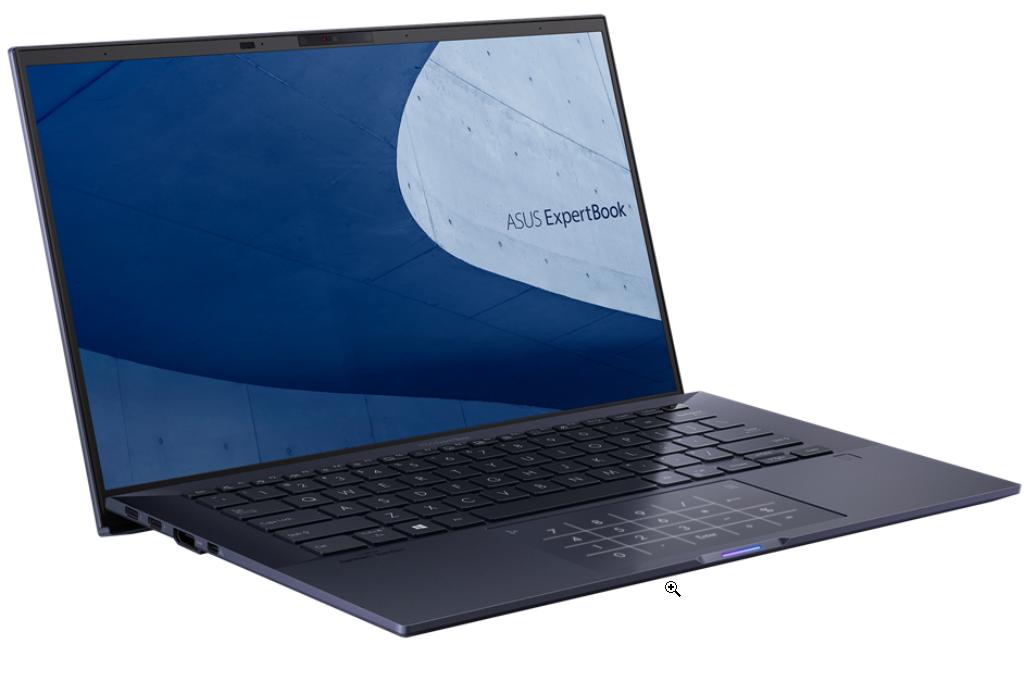 ExpertBook B9 met Intel Core i7-1165G7