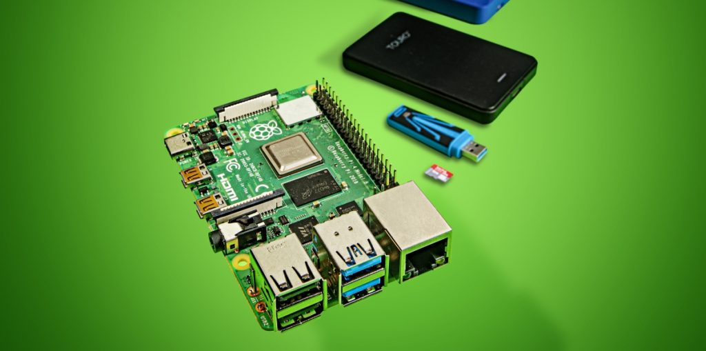 actieve usb hub voor Raspberry Pi nodig of niet?