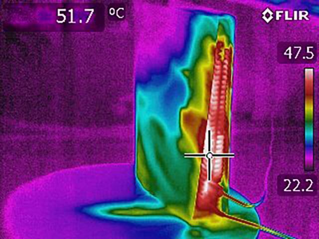 PlayStation 5 ventilator warmte hitte energieverbruik heatscan