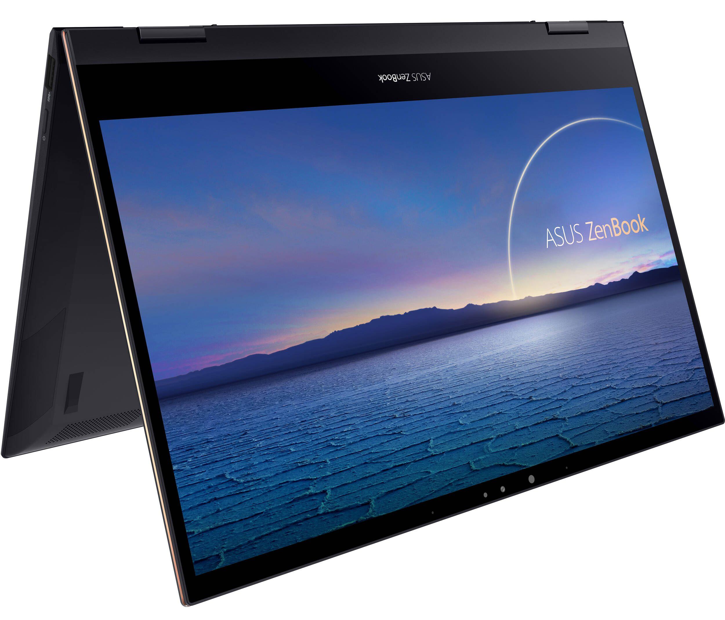 ZenBook met 11e generatie Intel Core i