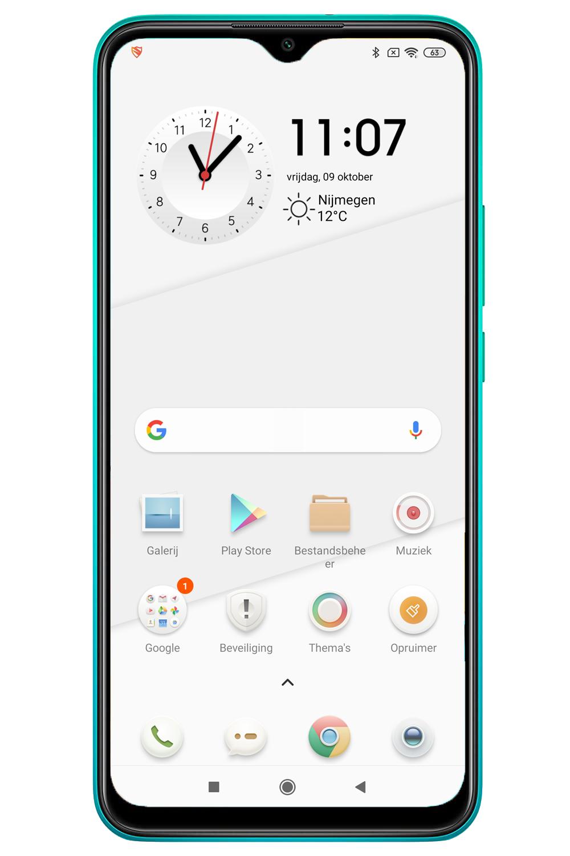 goedkope smartphone Xiaomi Redmi 9 review