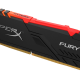Geheugenmodule met leds: Kingston HyperX Fury DDR4 RGB