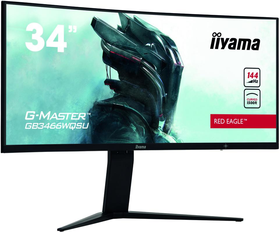 Iiyama G-Master GB3466WQSU