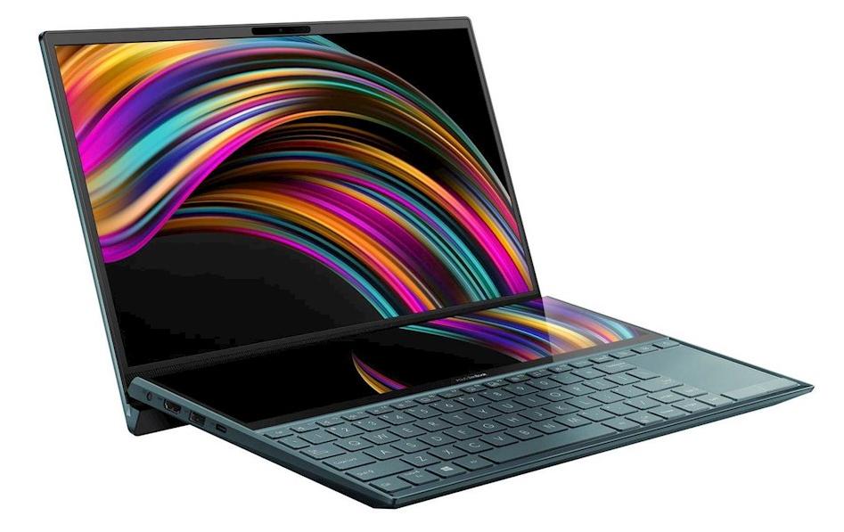 tweede scherm Zenbook Pro Duo