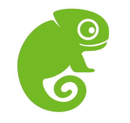 openSUSE Linux logo