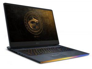 MSI GE76 Raider Tiamat Dragon Edition , MSI gaming-laptop