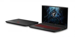 MSI GF75 Thin, MSI gaming-laptop