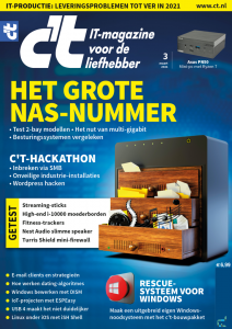 uitgave 3 c't magazine grote NAS-nummer