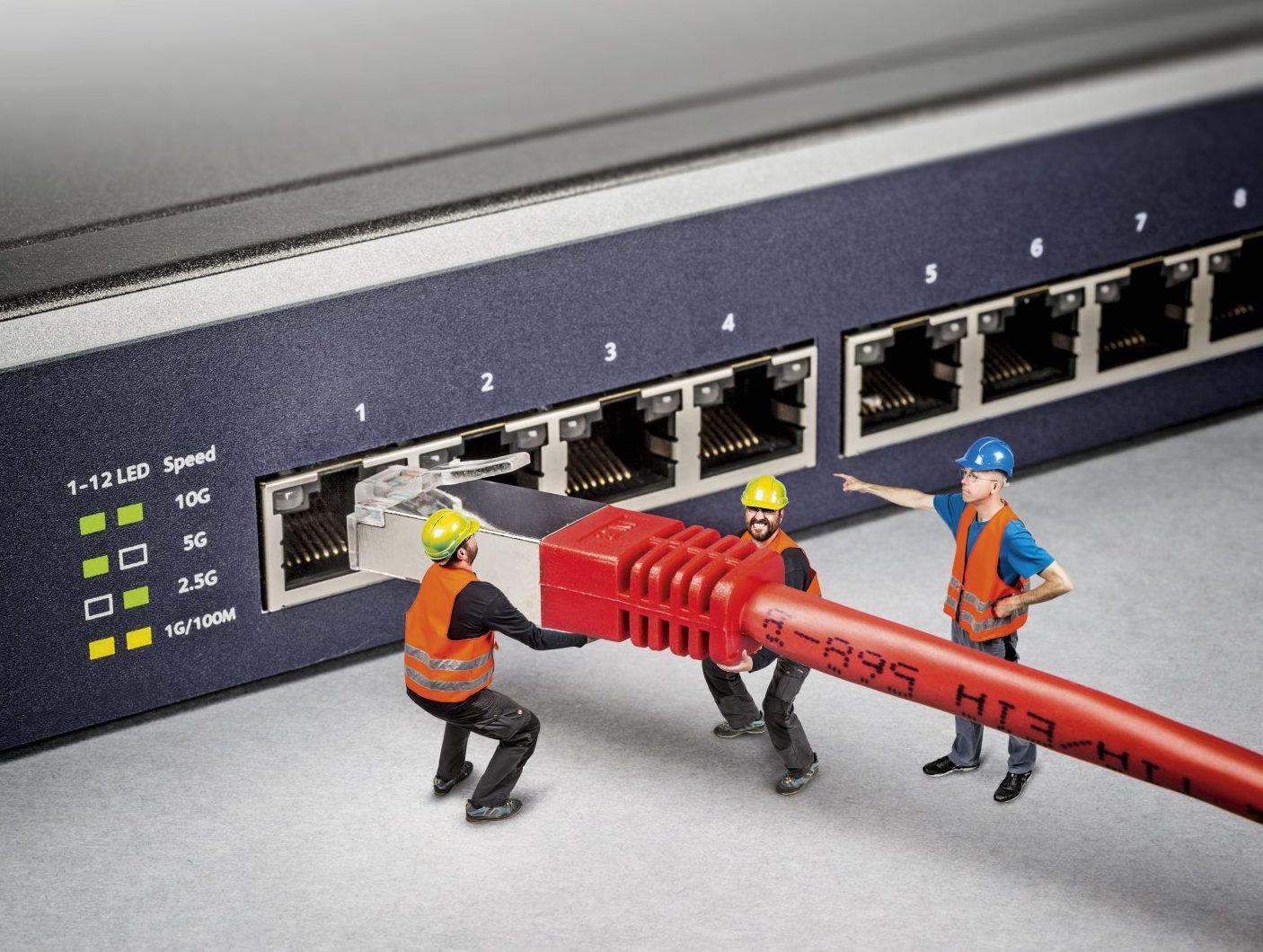 maak je netwerk sneller multi gigabit ethernet NBase-T