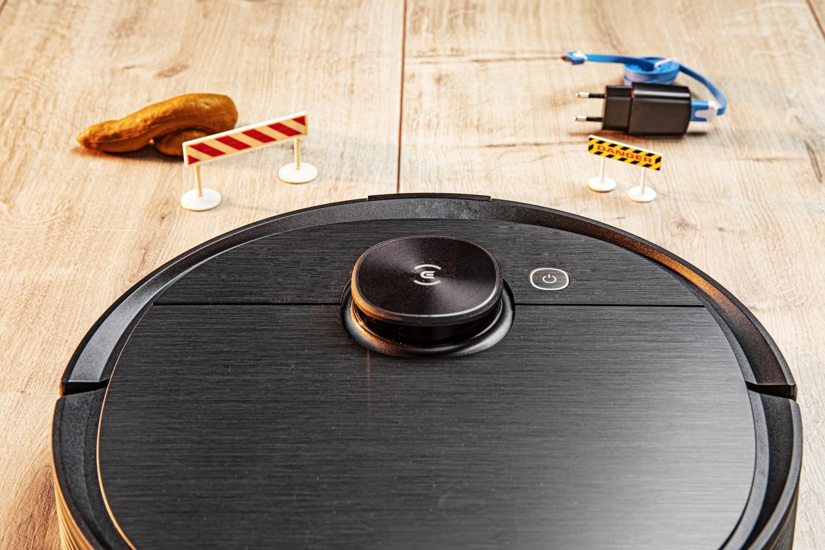 slimme stofzuigrobot camera herkenning privacy praktijk test review