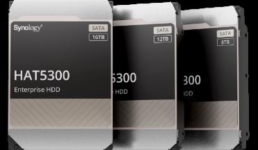 Synology HAT5300 SATA NAS HDD's