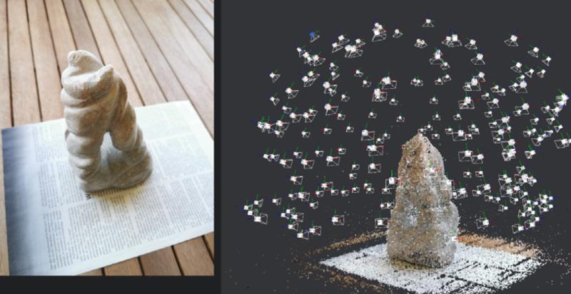 3D-model maken met je smartphone Meshroom