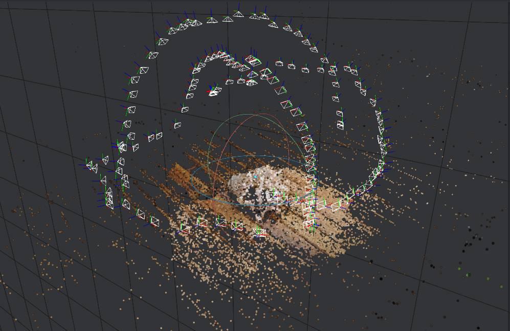 fotoserie maken 3D-model