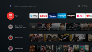 Nvidia Shield, streaming tv-sticks