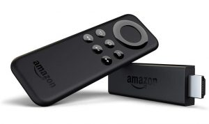 Amazon Fire TV; streaming media-stick