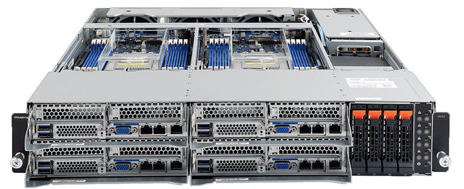Gigabyte H242-Z11 edge computing