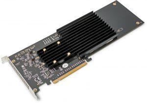 Sonnet PCIe-ssd adpaterkaart