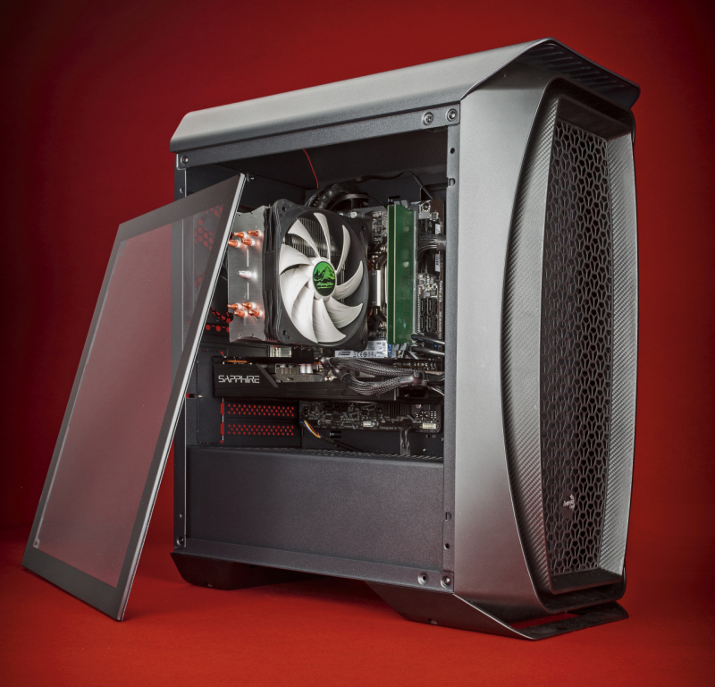 goedkope game pc Intel of AMD gaming pc onderdelen zelfbouw