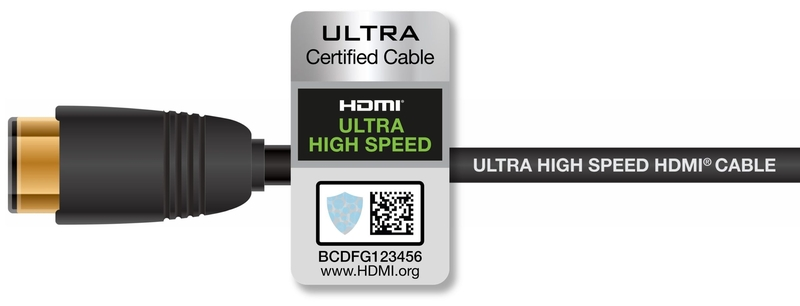 ultra hd kabel herkennen specificaties hdmi 2.1
