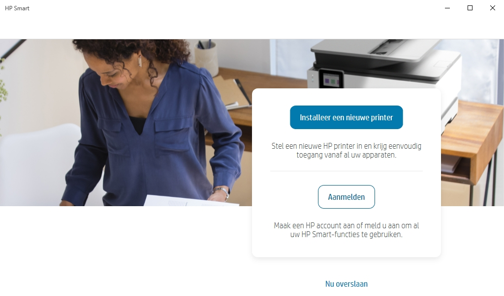 HP app inkjetprinters multifunctional cloudverplichting