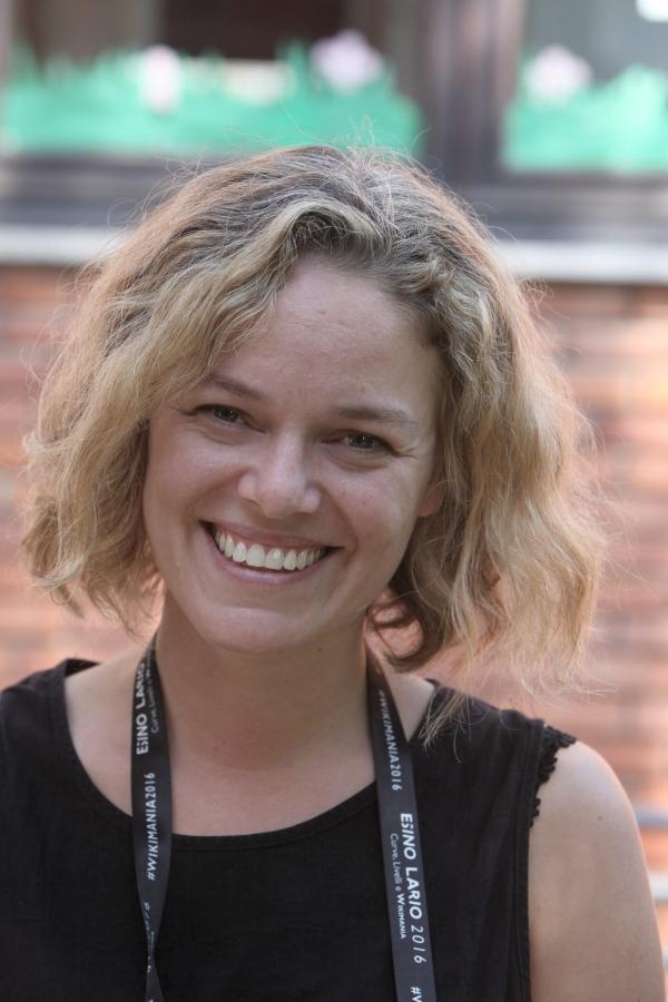Wikipedia 20 jaar, Katherine Maher