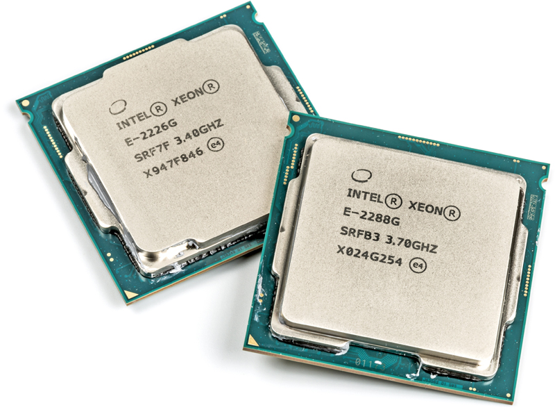 intel processor xeon