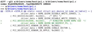 Kingston-ssd; linux kernel