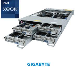 H262-Z63 2U 4 Nodes Server