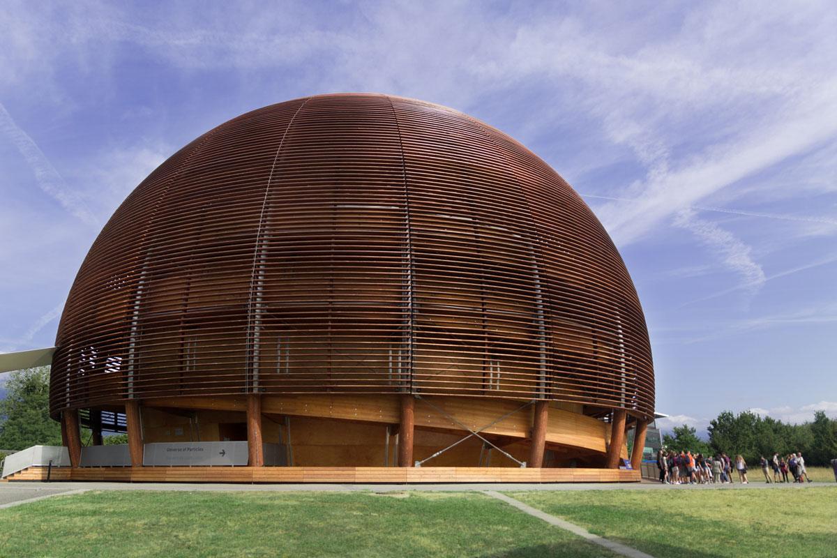 Zwitserland IT CERN