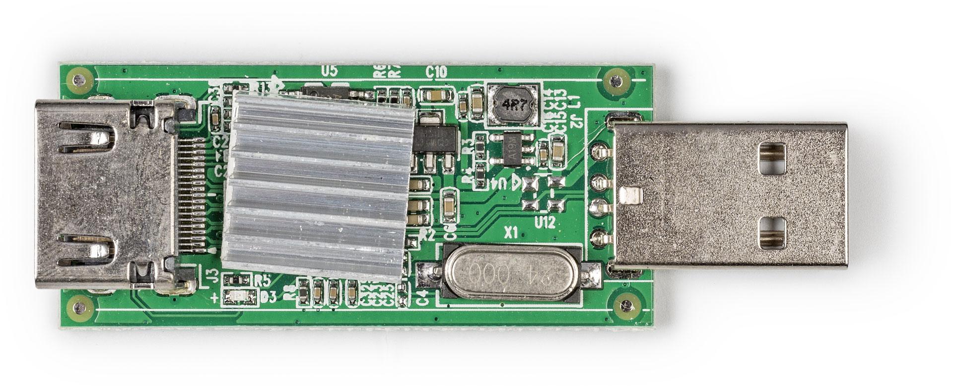 MS2109 converterchip video capture
