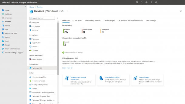 endpoint manager microsoft