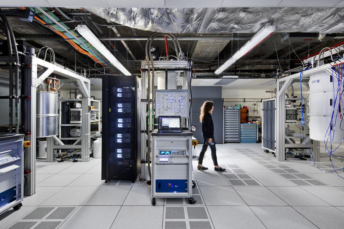 Zwitserland IT Zurich IBM