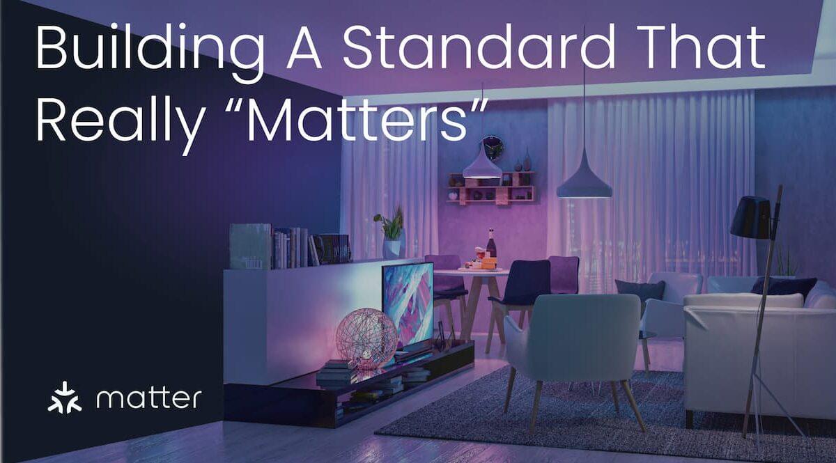Matter smarthome CSA alliantie