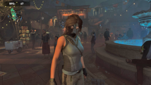 Shadow of the Tomb Raider; game karakter