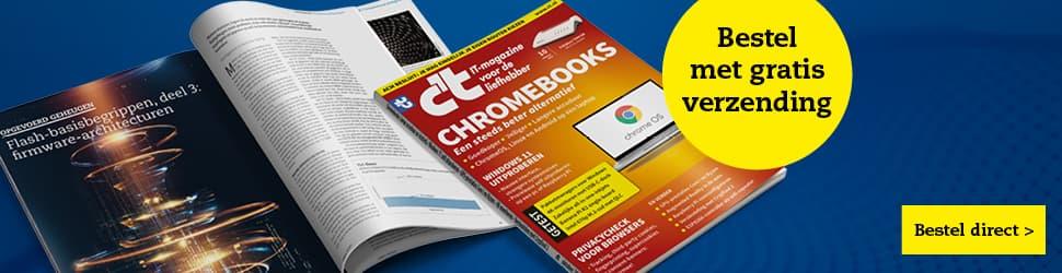 ct 10 21/10 chromebooks met gratis verzending