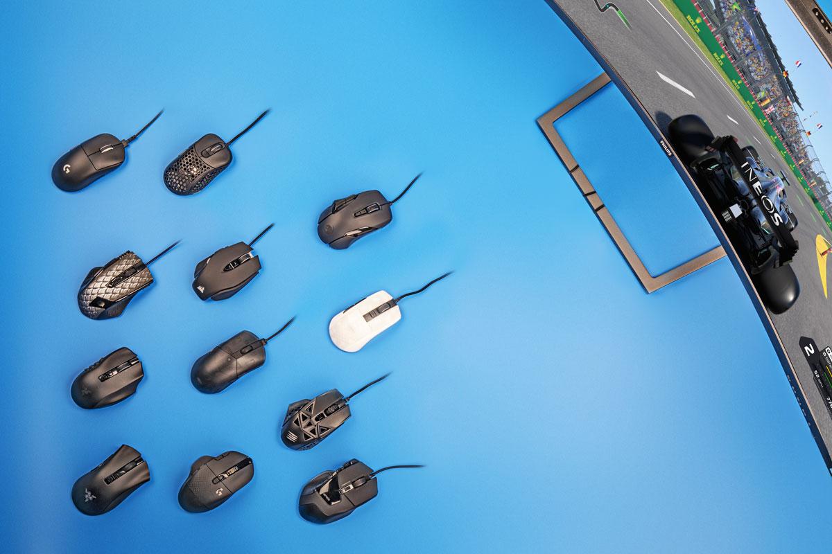 gamingmuis getest muis snelle