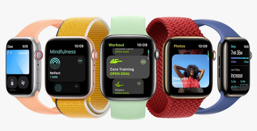 Apple Watch series7 design