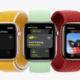 Apple Watch Series7 design: groter scherm, smallere randen