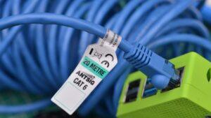 Raspberry Pi vast IP-adres