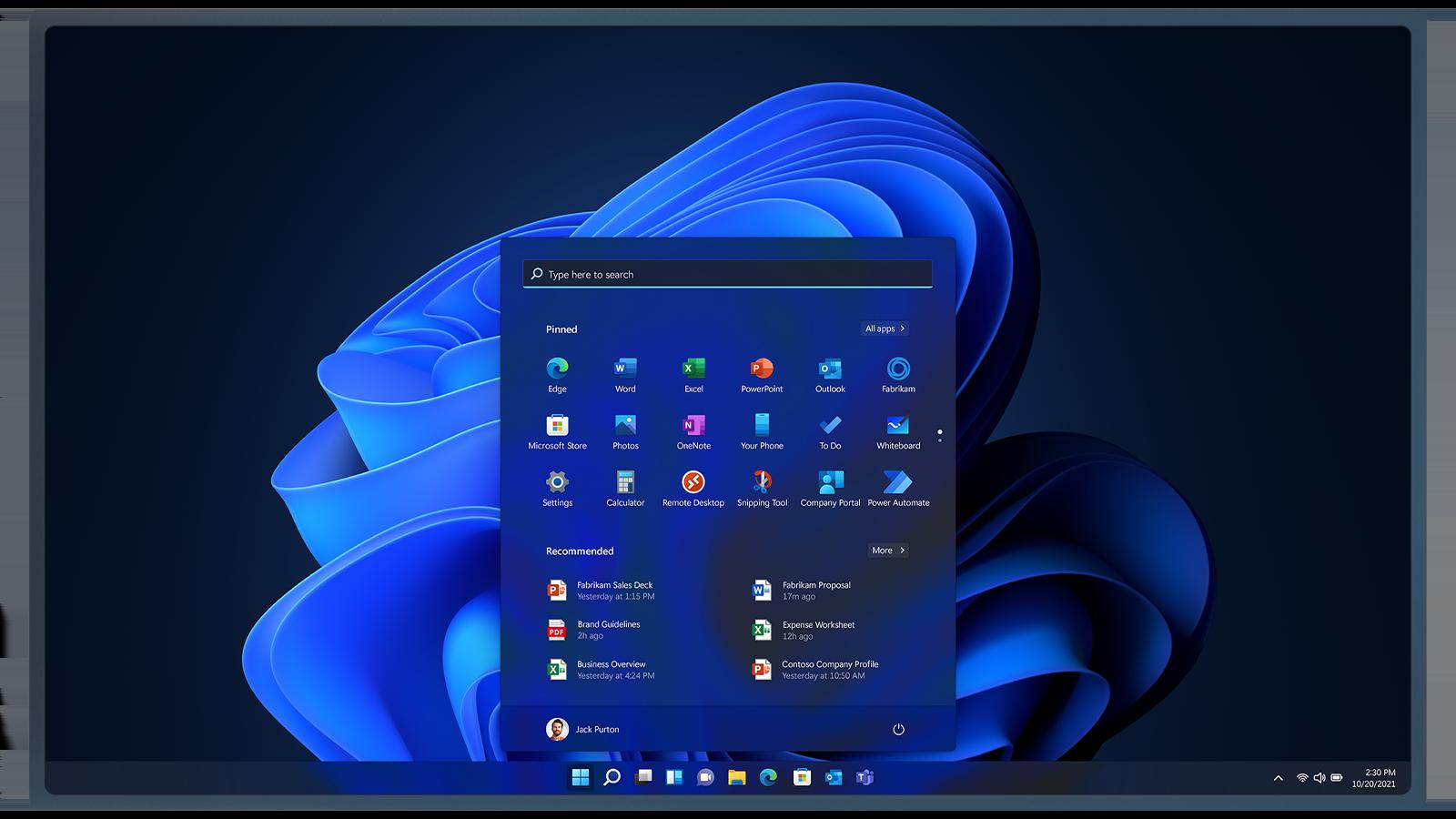 Microsoft Windows 11 verkrijgbaar
