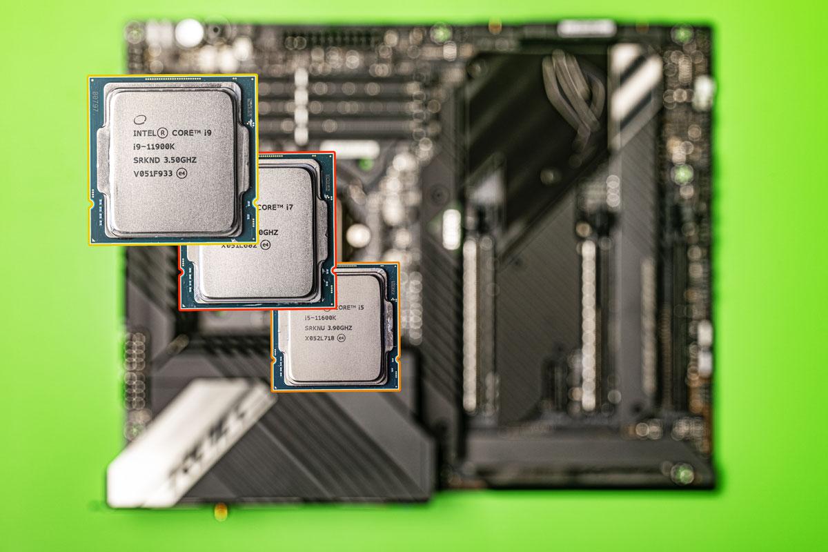 Intel processor Ryzen