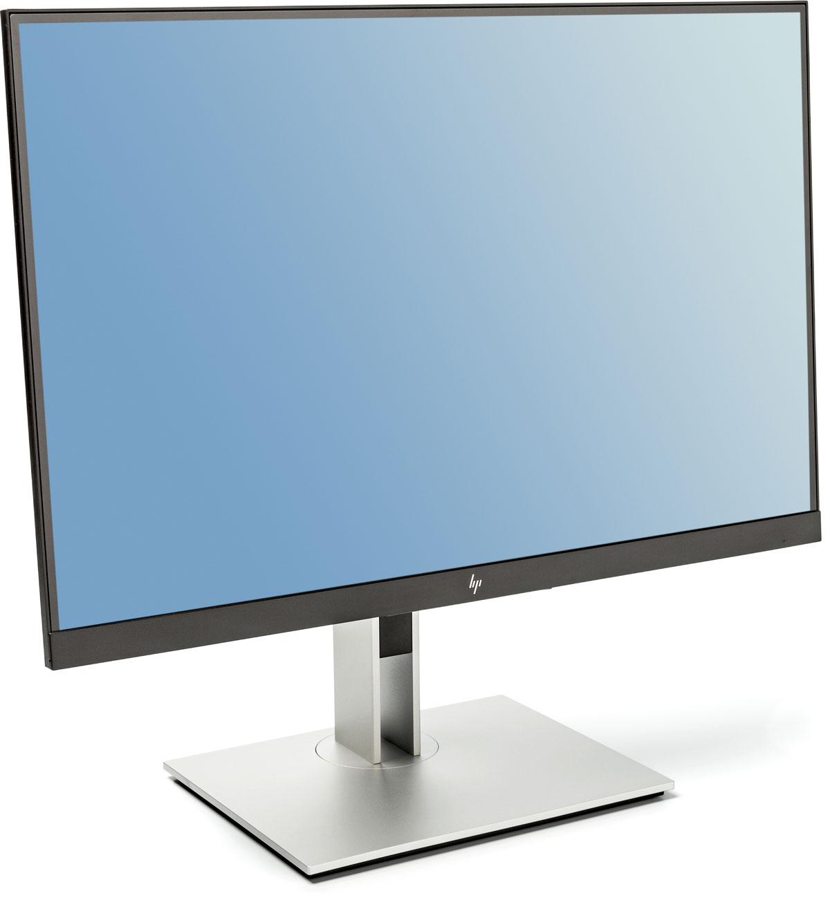 HP monitor schermhoogte kleur