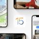Apple iOS 15 en iPadOS 15 - releasedatum 20 september