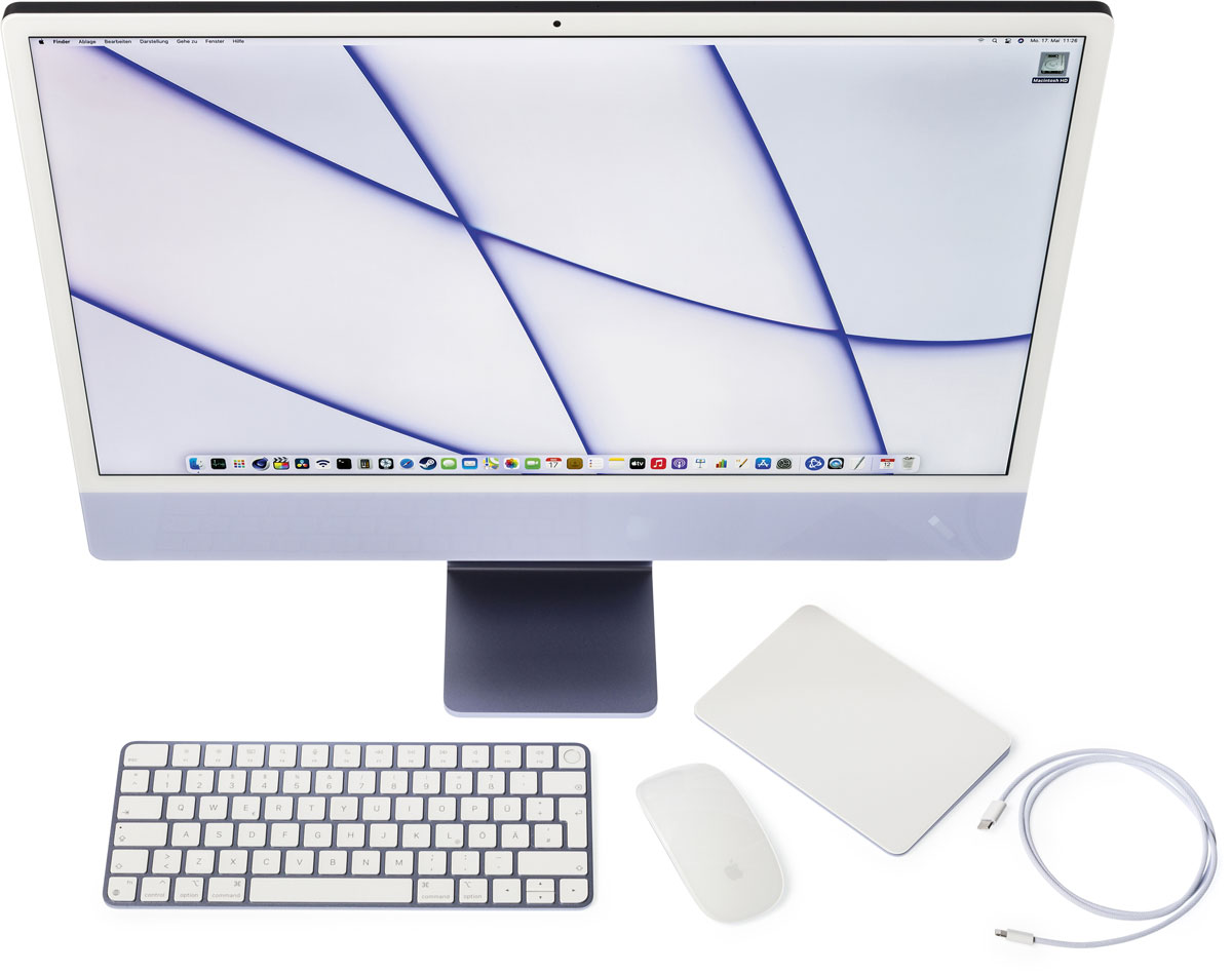 "iMac 24""Apple"