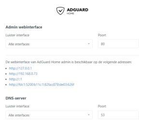 AdGuard installeren