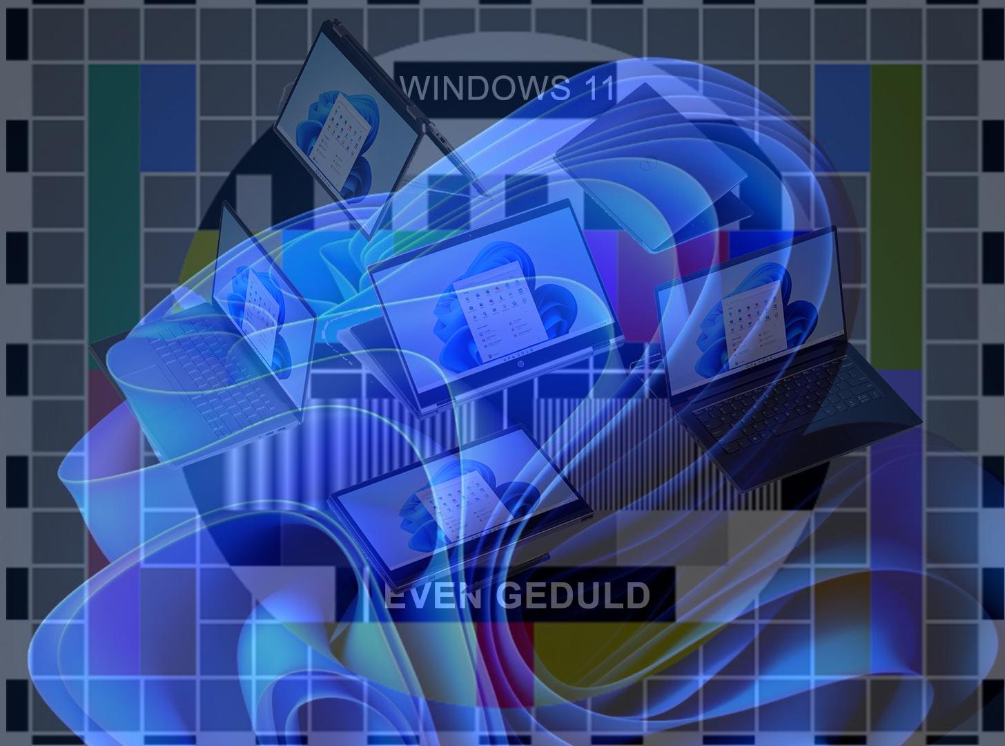 windows 11 upgrade beschikbaar